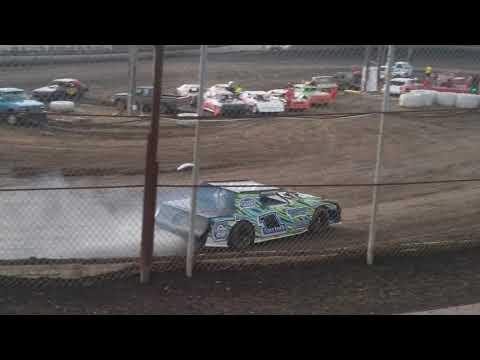 Street Stock Qualifying Macon Speedway