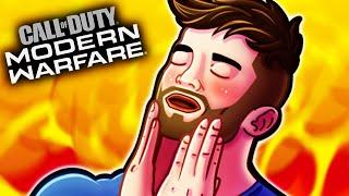 INSANE TURN ON! - Modern Warfare with The Crew!