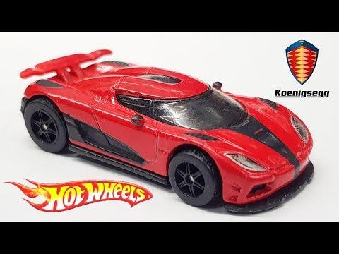 I FINALLY GOT IT BACK! - Koenigsegg Agera R Hot Wheels Review