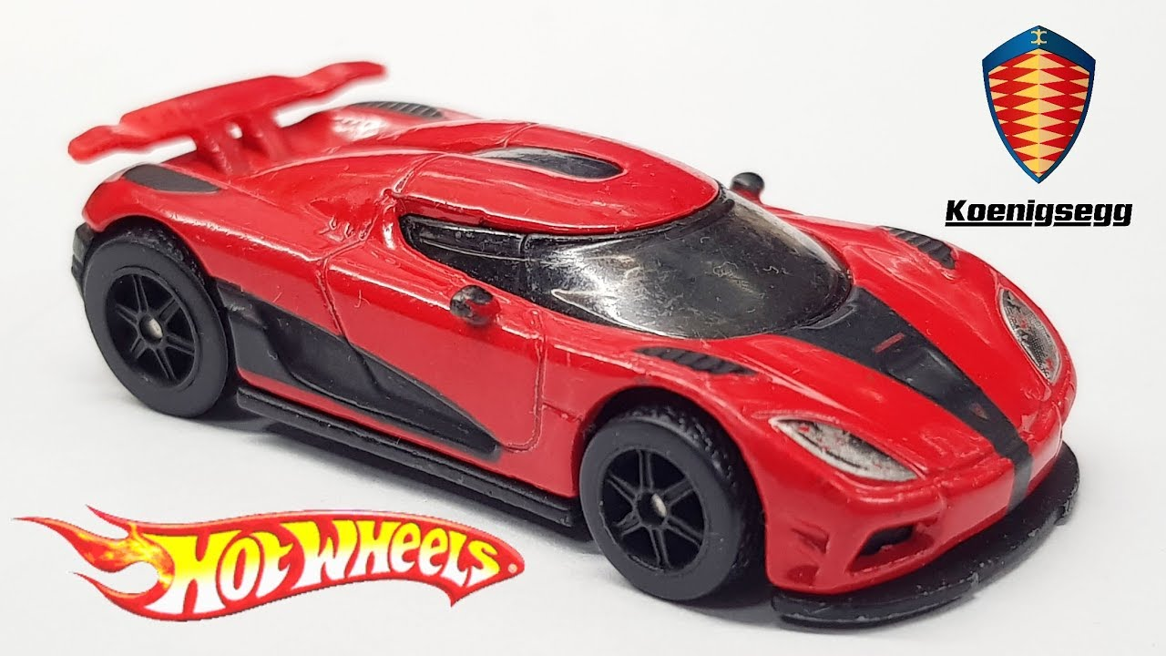 I FINALLY GOT IT BACK! - Koenigsegg Agera R Hot Wheels ...