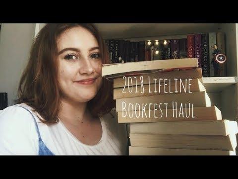 2018 Brisbane Lifeline Bookfest Haul