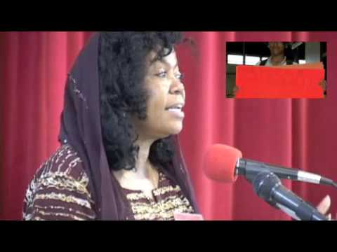 Dr. Ava Muhammad Keynote Speaker for the Poor People