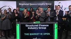 Structured Finance Industry Group Opens Toronto Stock Exchange, May 22, 2019