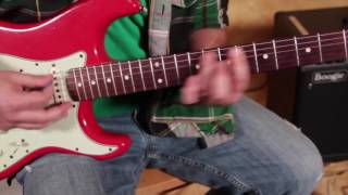 Awesome Hendrix Bar Chords & Tricks (NOT for Beginners)