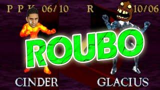 O Roubo no Torneio de Killer Instinct para Super Nintendo