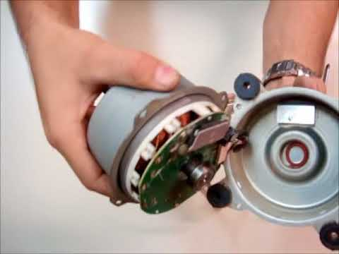 STEPPER MOTOR CONVERSION TO THREE PHASE AC PERMANENT MAGNET ...