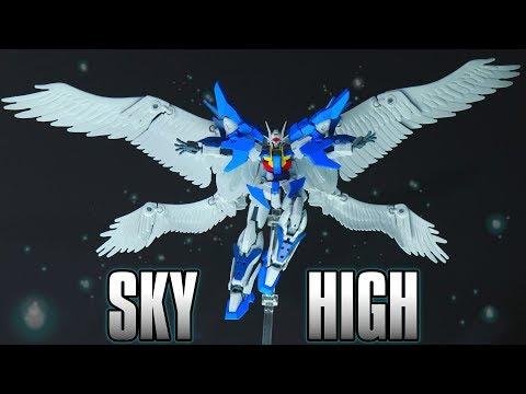 HGBC Sky High Wings Review - GUNDAM BUILD DIVERS