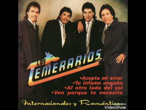 Los Temerarios Mix 100 Romantico Youtube