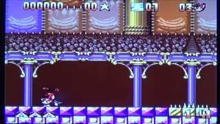 VINE GAME REVIEWS: AERO THE ACROBAT (SNES)