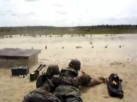 M240G Shoot