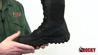 Rocky S2V Predator Duty Boot Style