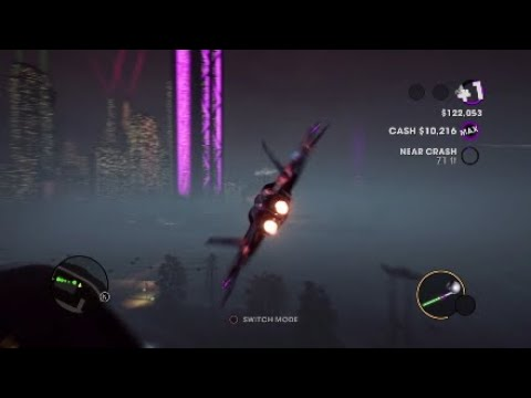 how to get the asp on saints row 3