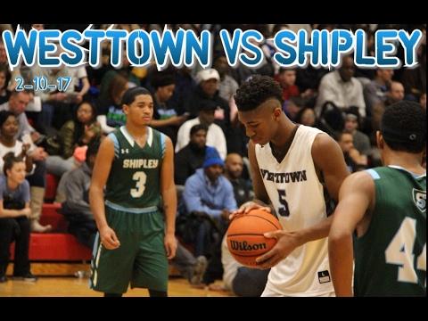 WESTTOWN vs SHIPLEY SCHOOL (Full Game) FRIENDS SCHOOLS LEAGUE FINAL (2/10/17)