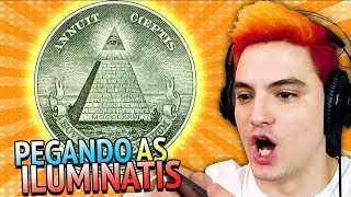 PEGANDO AS ILLUMINATI