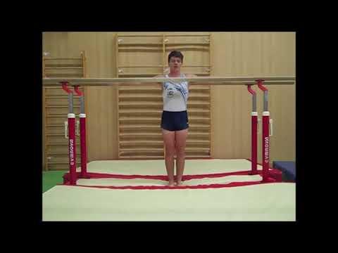 FSCF Commission nationale gym masculine : mouvements pupilles sol - barres