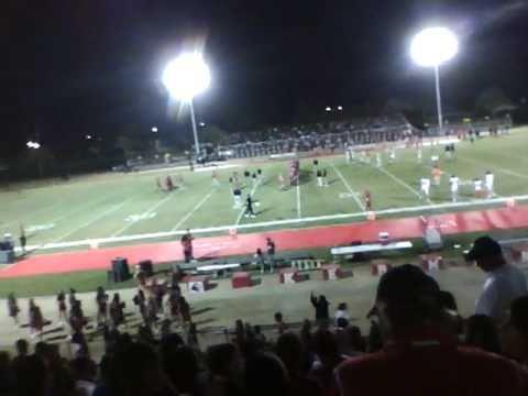 Kerman High School Game (Kerman VS. Central)