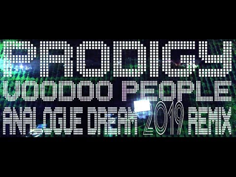 Prodigy - Voodoo People (Analogue Dream 2019 PsyTrance Remix) Live At NATURE ONE -FREE DOWNLOAD-