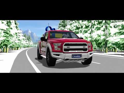 CarMaker Christmas Story 2017 (Part 2)