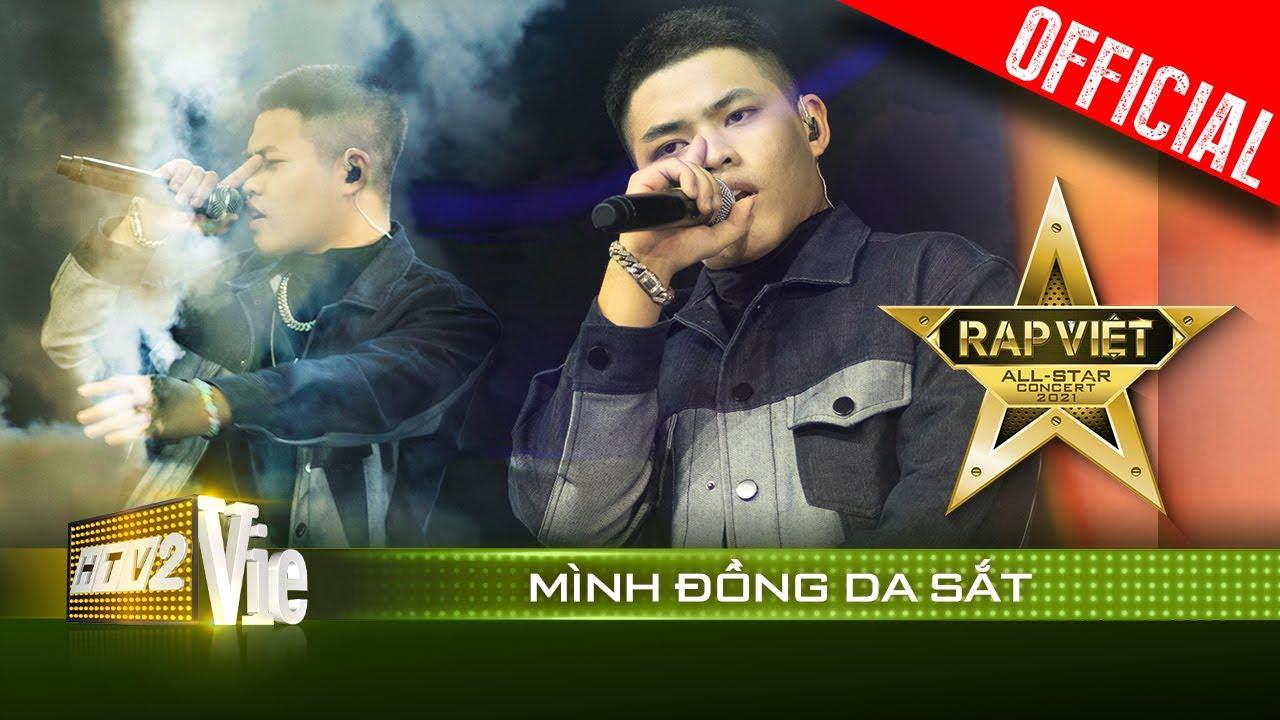 Live concert: Mình Đồng Da Sắt - Tez   Rap Việt All-Star 2021