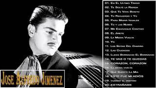 JOSE ALFREDO JIMENEZ SUS MEJORES CANCIONES/GRANDES EXITOS DE COLECCION