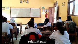 Video lucu sekolah-di hukum guru😂😂|Tiko Sausu