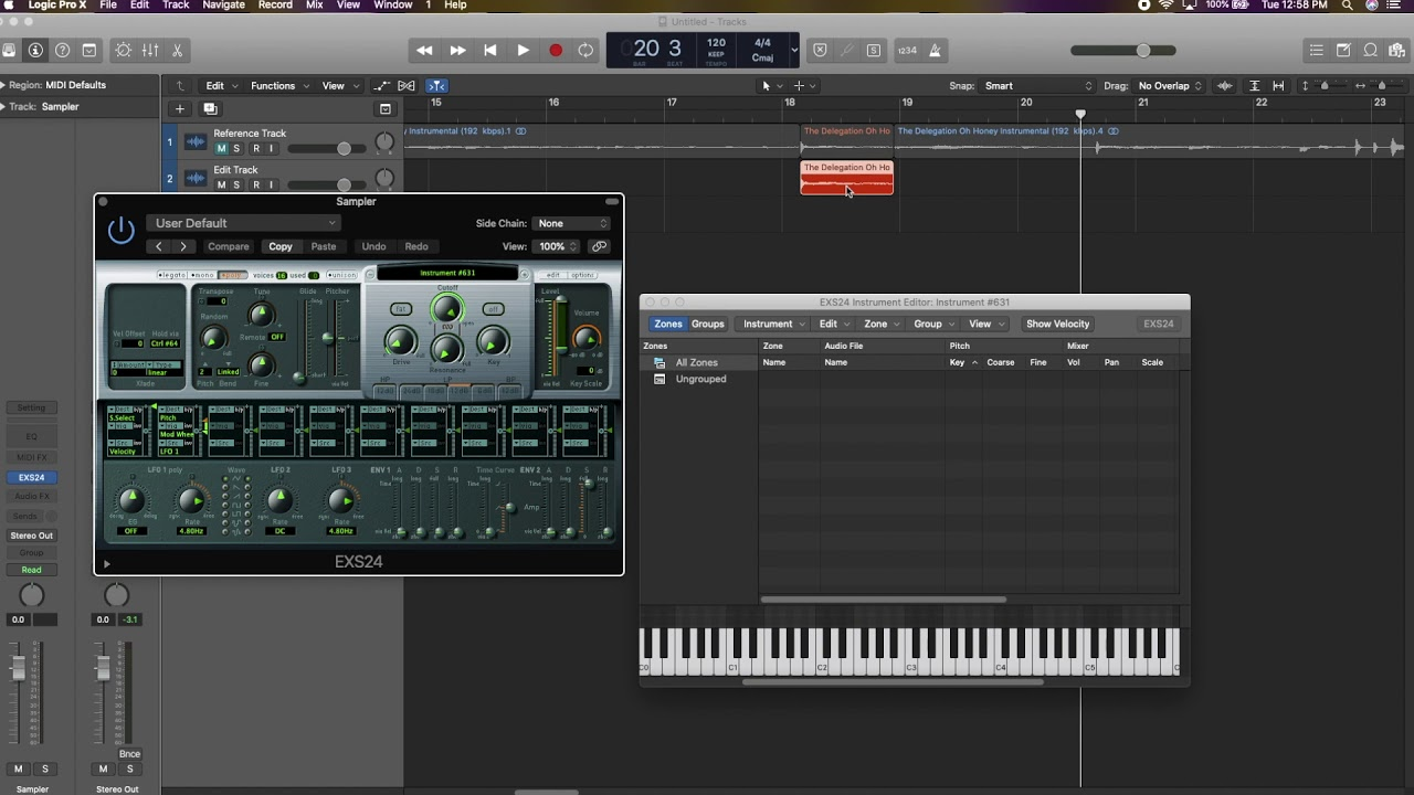 How To Sample Literally Anything In Logic Pro X!!