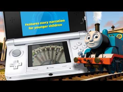 Thomas & Friends Nintendo 3DS Game Trailer - YouTube