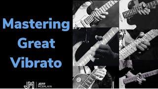 Mastering Guitar Vibrato