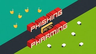 Business Crime - Phishing & Pharming