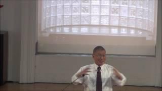 20170604浸信會仁愛堂主日信息_李朝成牧師