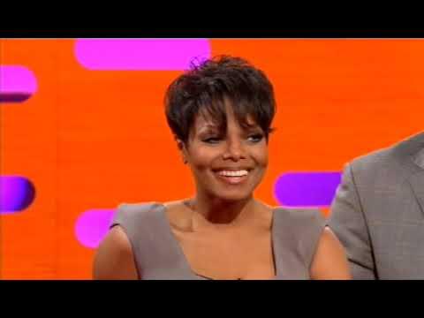 Janet Jackson | Tyler Perry | Marcus Brigstocke | Eric Idle on The Graham Norton Show 2010