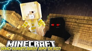 WHO WANTS MY DAUGHTER DEAD??? / BACK TO THE FUTURE:PART 2- Minecraft