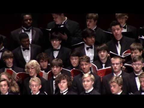 Webb School Of Knoxville Madrigal Singers