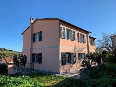 Вилла в Империи 485 м2 с садом в уютном месте - Недвижимость Лигурия