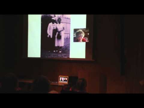 Joan Nestle - Lesbian Herstory Archives (Skype-lecture)