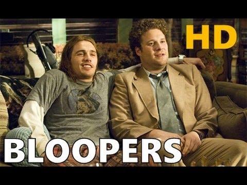 Pineapple Express - Bloopers / Gag Reel | (HD)