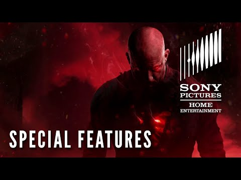 """BLOODSHOT: Special Features """"Vin Diesel's Role"""" Now On Digital!"""