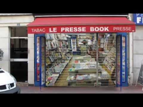 CLOSE YOUR STORE TABAC PRESSE BOOK