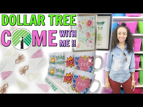 COME WITH ME TO DOLLAR TREE! VISITING A VEGAS DOLLAR TREE! NEW FINDS!