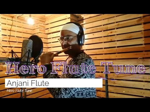 Hero Flute Tune  Instrumntal Flute Cover  Hero  Jackie Shroff  Bansuri Lesson Available
