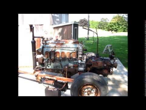 Detroit Diesel 6-71 first run!