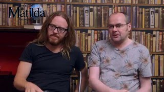 Quickfire Questions with Tim Minchin & Dennis Kelly- Part 3