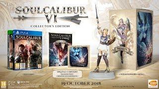 Upcoming: SoulCalibur VI Collector's Edition
