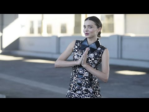The 2 Minute Challenge With Miranda Kerr