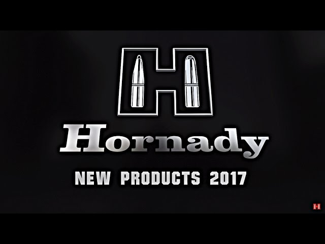 Hornady® New Products 2017 Overview