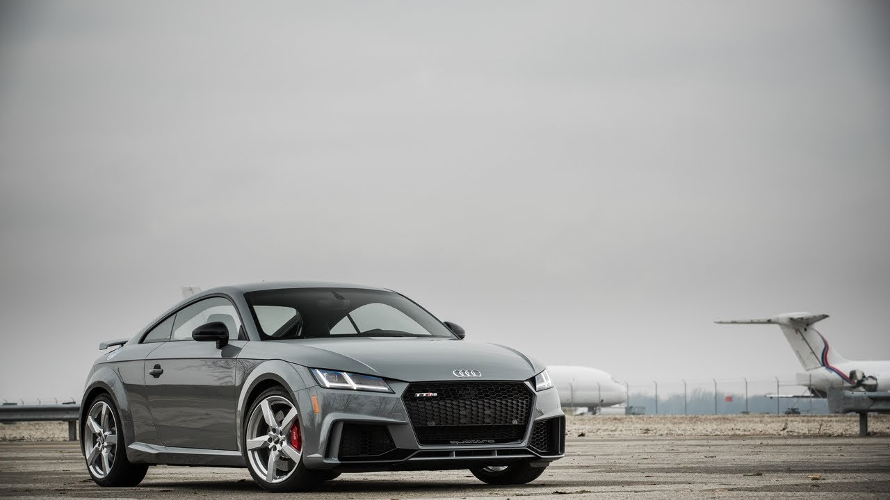 Must Watch 2018 Audi Tt Rs Spec First Drive Review