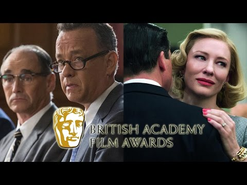 Bridge of Spies & Carol Lead 2016 BAFTA Award Nominations