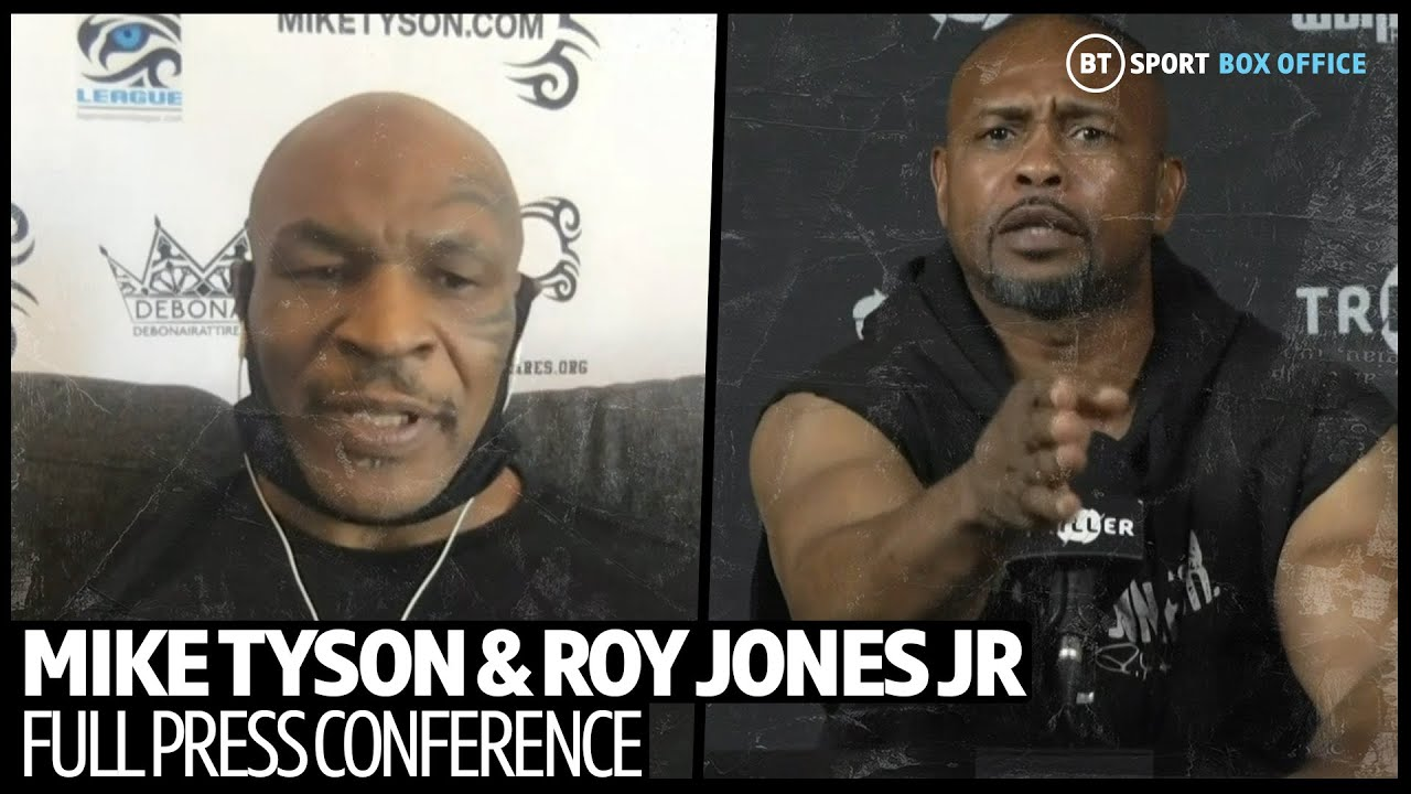 Boxing schedule for 2020: Mike Tyson vs. Roy Jones Jr., Terence ...