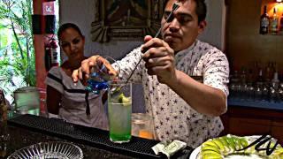 Iberostar Quetzal Lobby Bar - experiment drink - YouTube HD