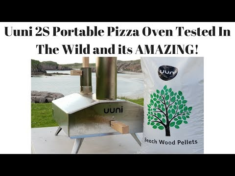 Ooni (formerly Uuni)  Pizza Oven Tested Wild Camping & it is AMAZING!